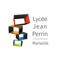 Logo-Lycée Jean Perrin - Marseille