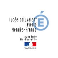 Logo Lycée polyvalent Pierre Mendès-France - Vitrolles