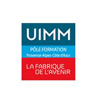 Logo Pôle formation UIMM SUD